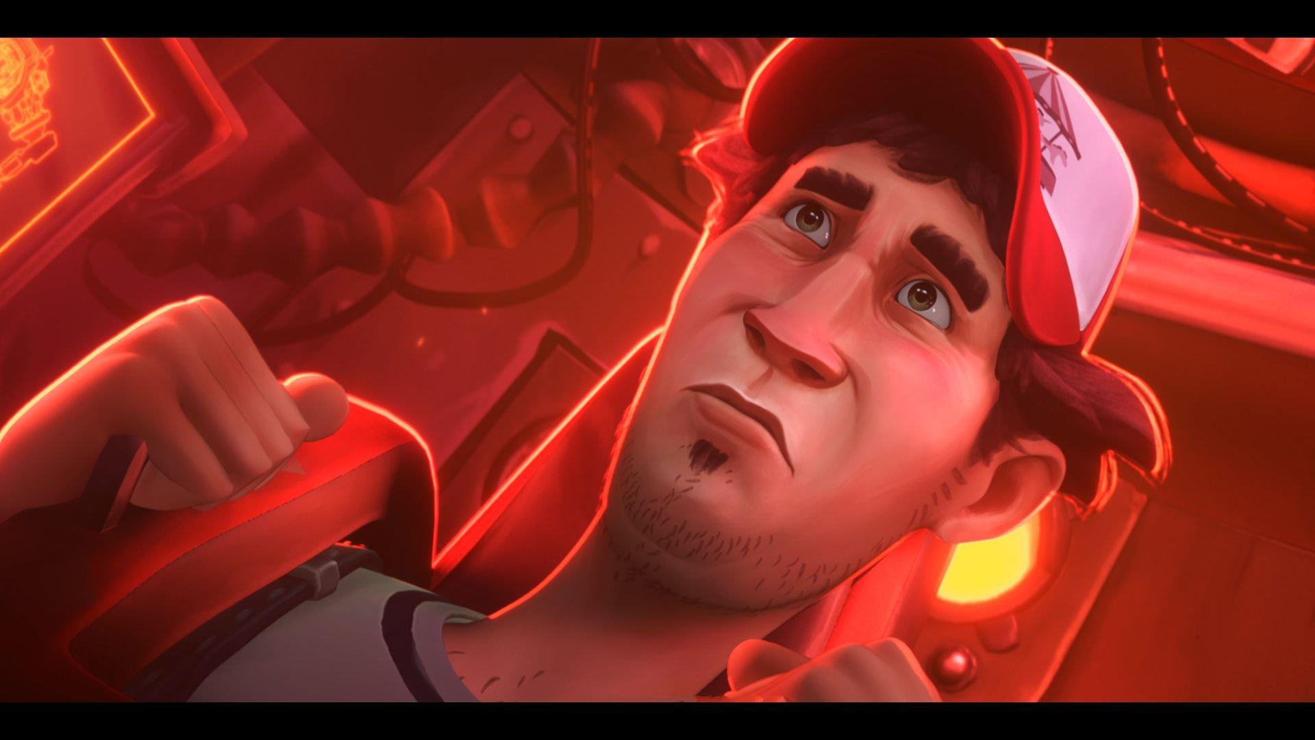 动画电影分镜头|三维动画|动漫
